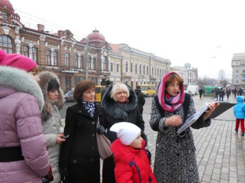 Знайомство з історичною скарбницею міста
