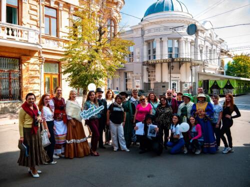 Театралізована екскурсія у Кропивницькому