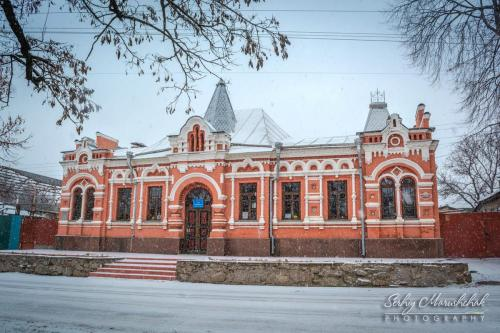 Музей О.Осмьоркіна