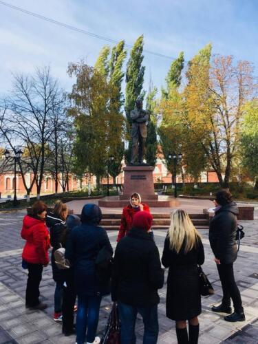 екскурсії у Кропивницкому