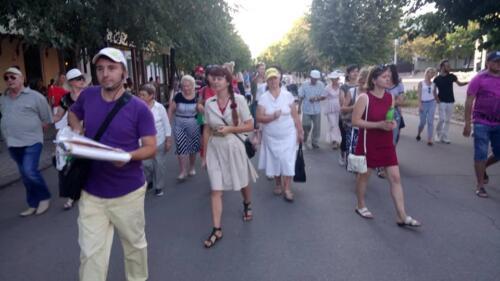 Екскурсія до Дня Незалежності України
