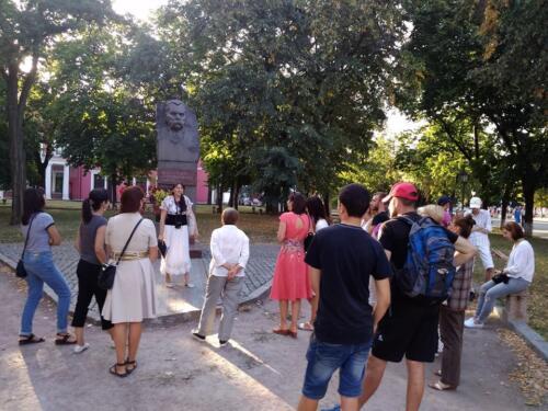 гекскурсії у Кропивницкому