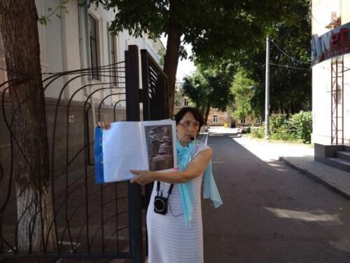 Світлана Грищук - гід (екскурсовод) у Кропивницькому