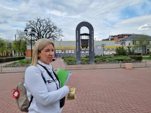 гід (екскурсовод) у Кропивницькому